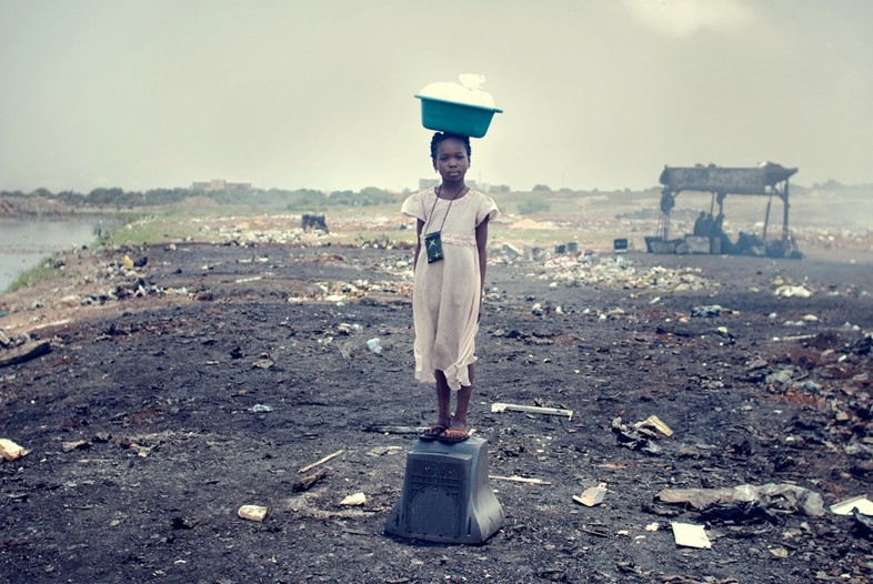 Agbogbloshie: Digital Wasteland