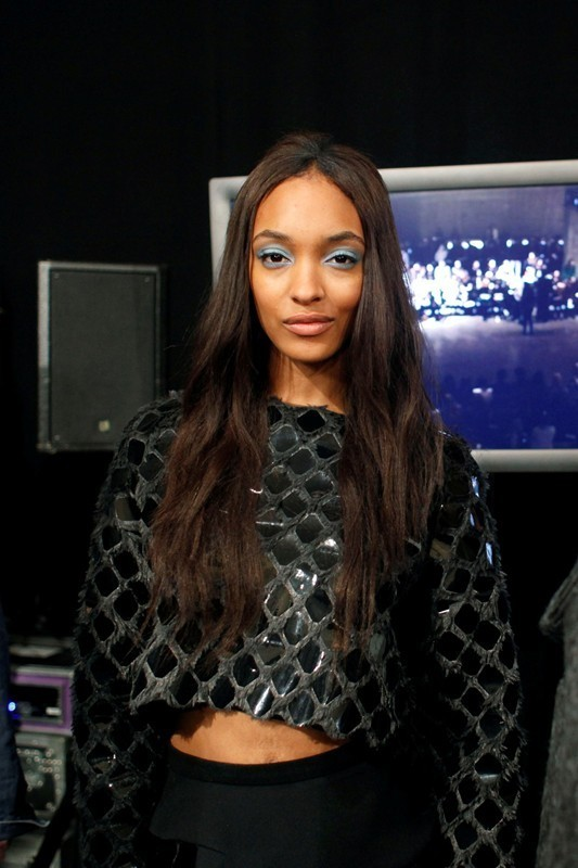 jourdan dunn louise damgaard topshop unique aw13