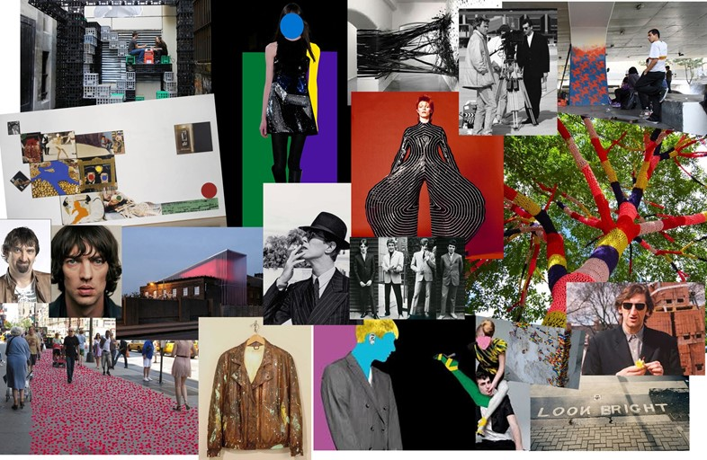 Casely-Hayford Moodboard for Dazed Digital SS15