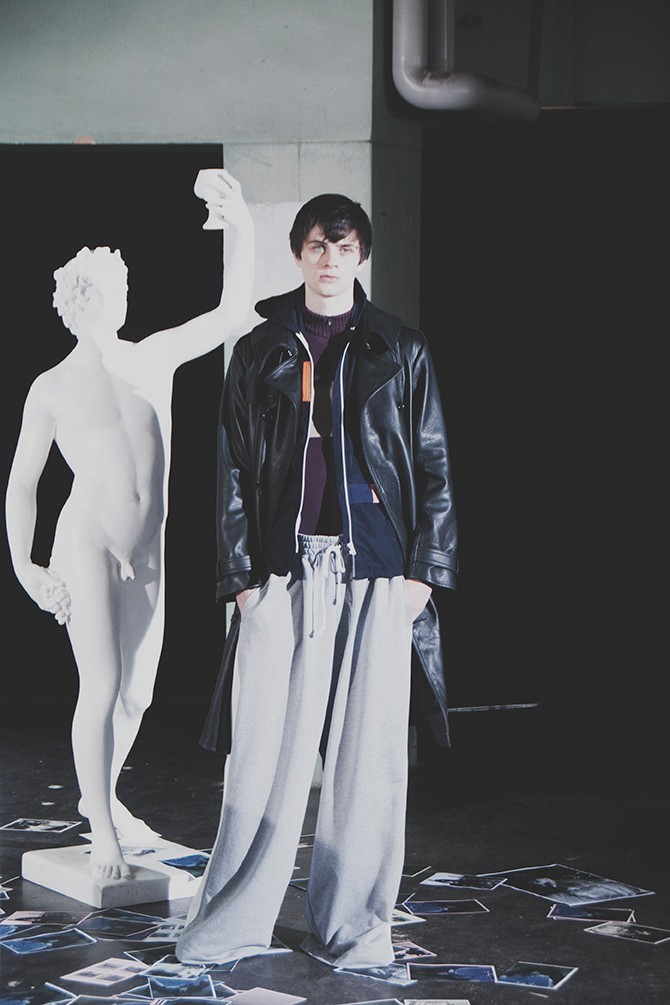 Martine Rose SS15 Mens collections, Dazed