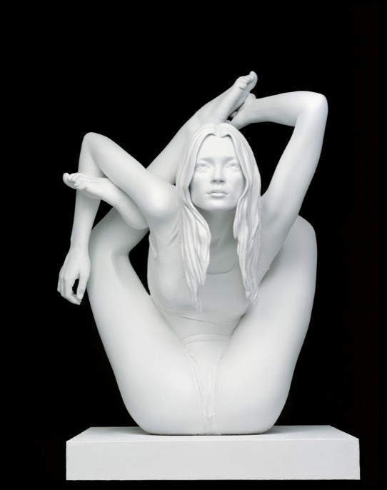 "Kate Moss ""Sphinx"""