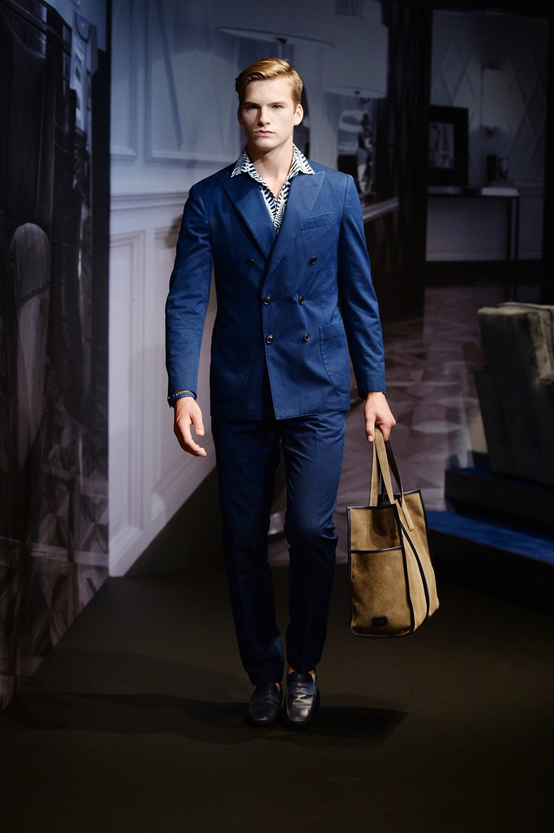 Tod's SS15 Mens collections, Dazed