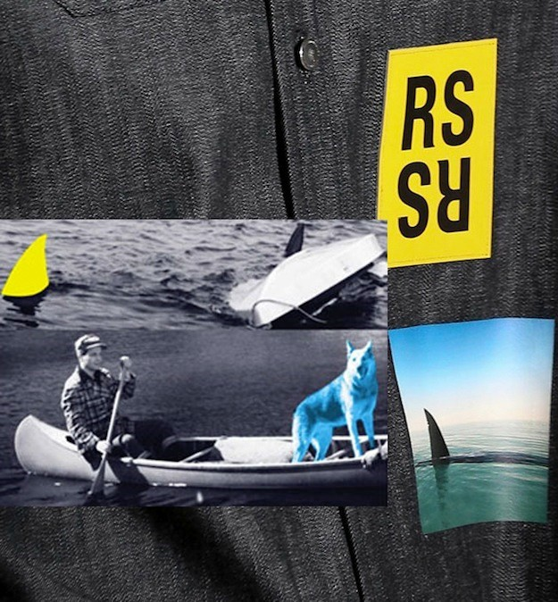 Deconstructing Paris Dazed John Baldessari Raf Simons
