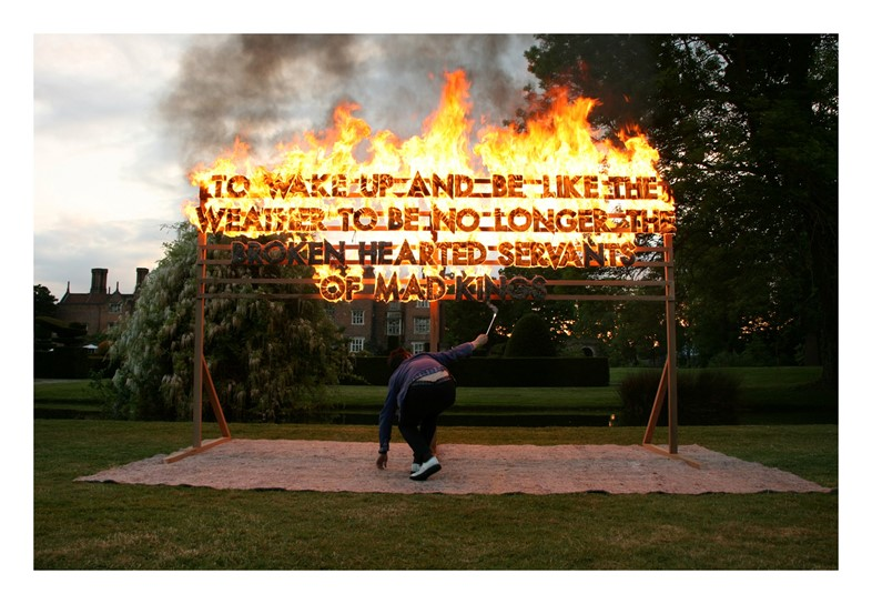 GREAT FOSTERS FIRE POEM SHOT 2 TEST FOR NEW YORK (