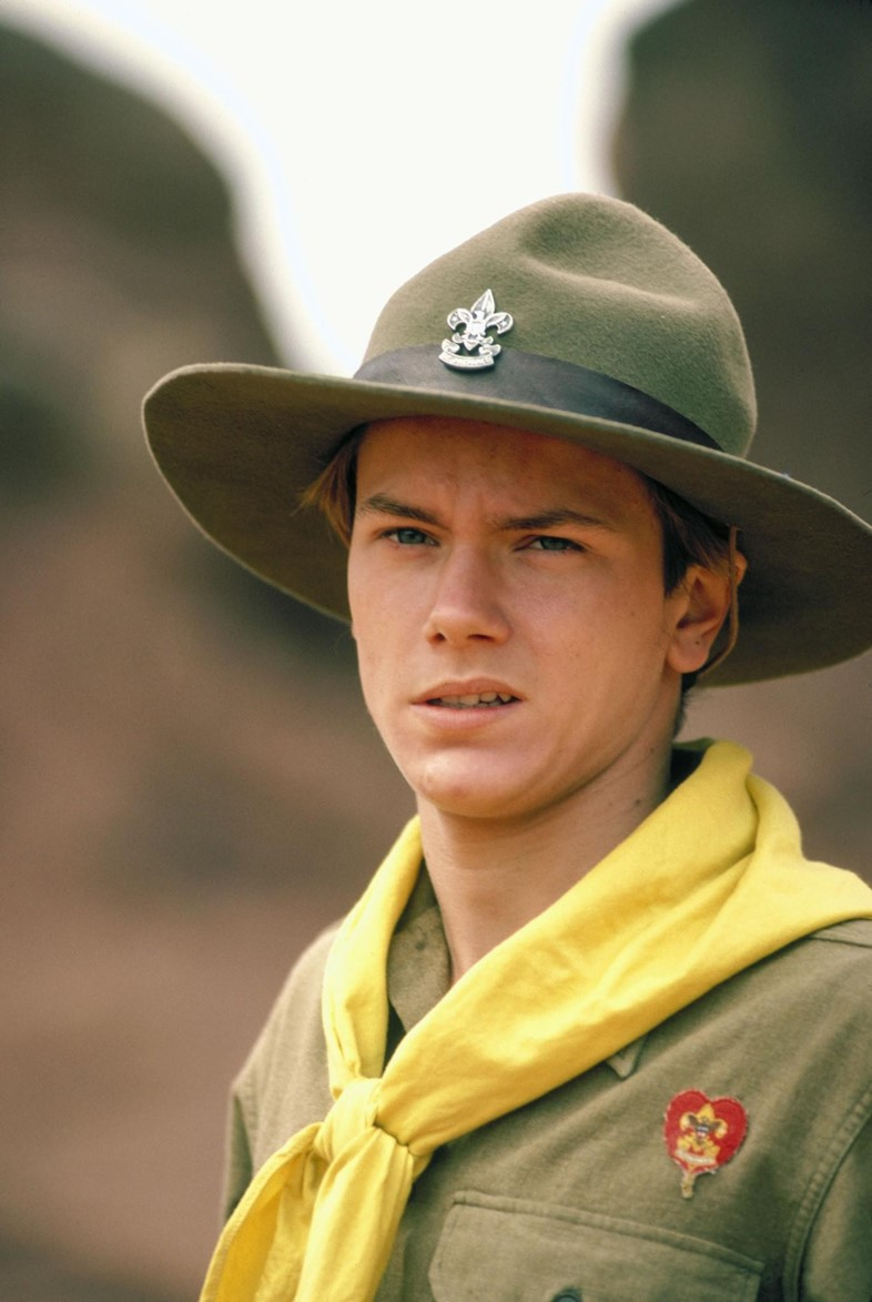 River Phoenix top ten style moments dazed