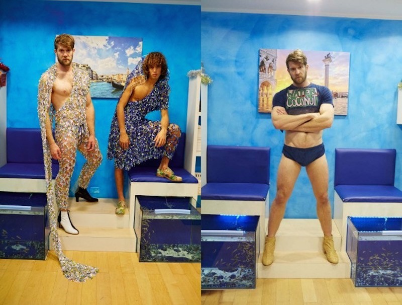 Porn actor Colby Keller is the new face of Vivienne Westwood