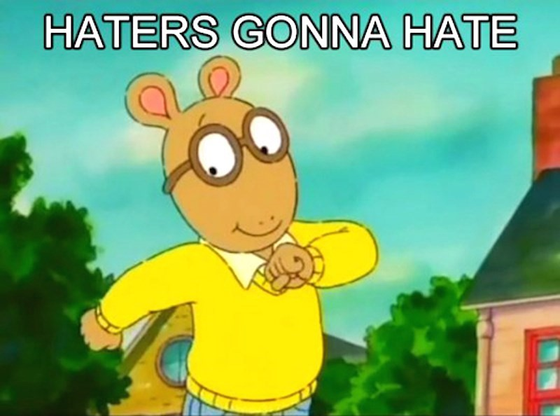 why arthur memes are all over your timeline dazed
