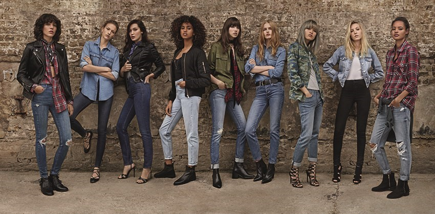 Topshop SS16 Campaign