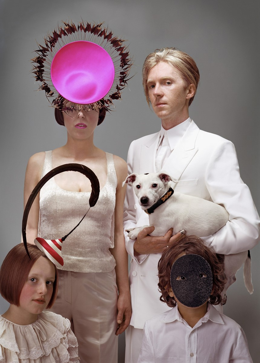 6Isabella Blow and Philip Treacy2003 c Donald McPh