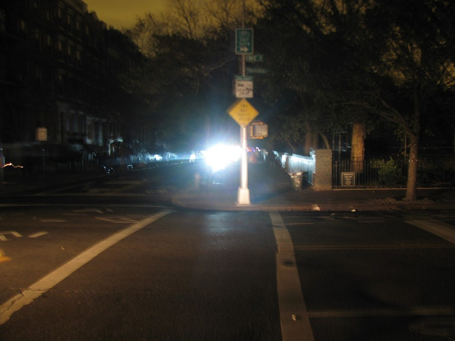 East Village Blackout, shot by edenpictures