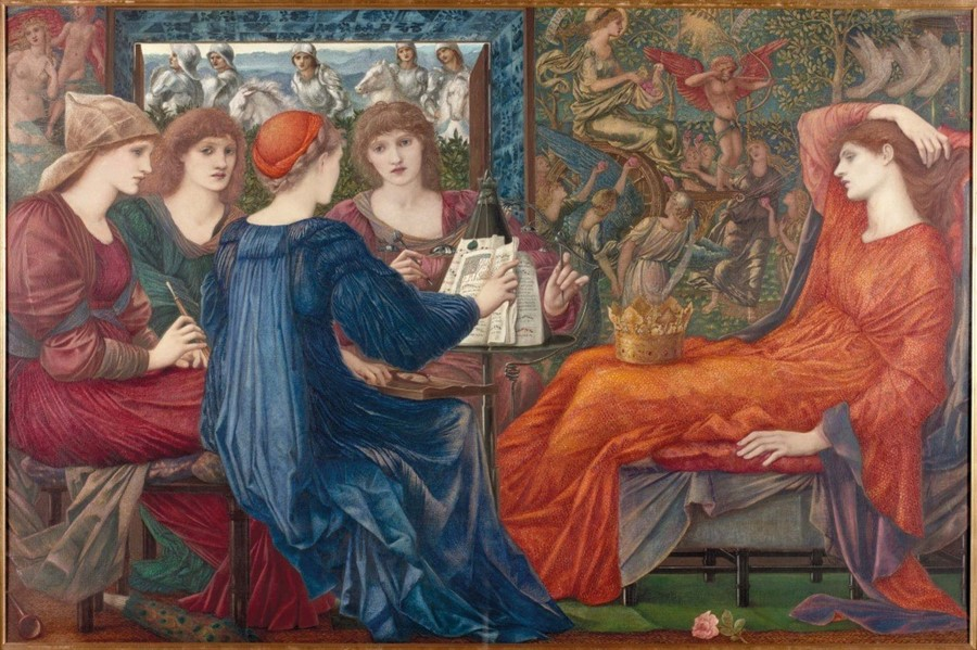 Edward Coley Burne-Jones Laus Veneris 1873–1878