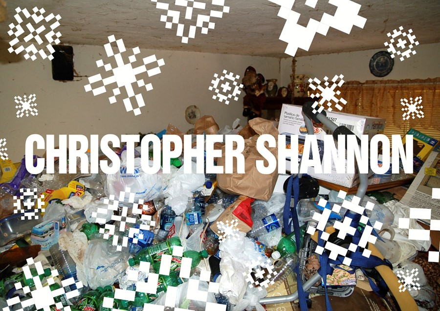 CHRISTOPHER SHANNON WRAPPING PAPER FOR DAZED DIGIT