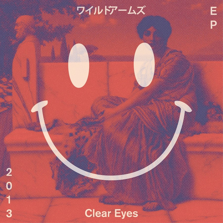 wildarms clear eyes cover art