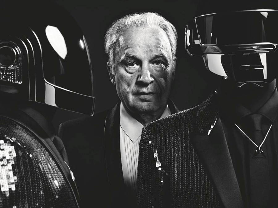 Giorgio Moroder and Daft Punk Dazed