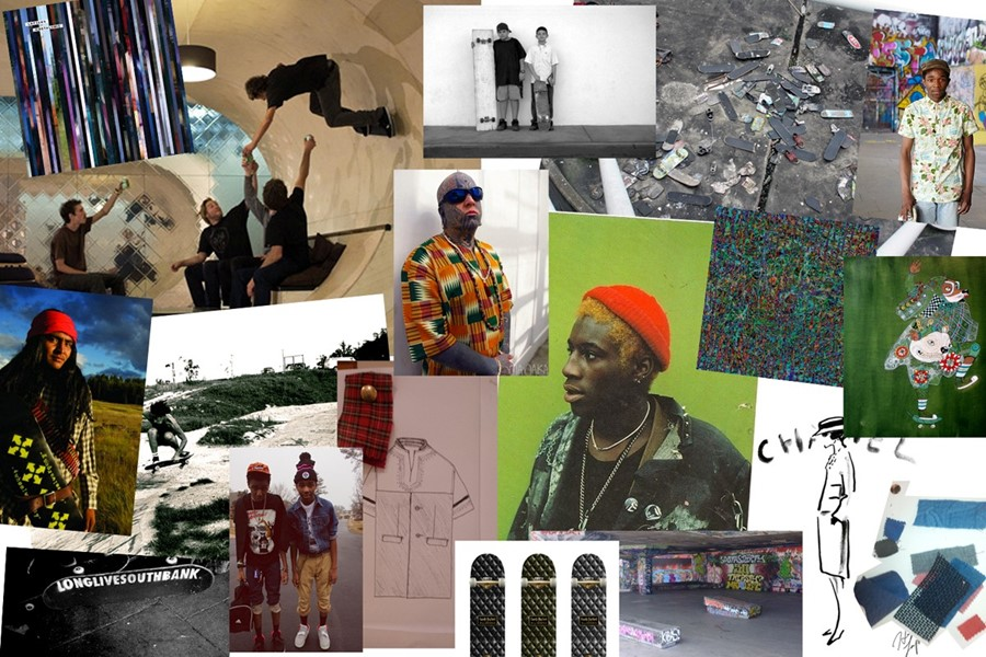 CASELY-HAYFORD SS14 MOODBOARD 2