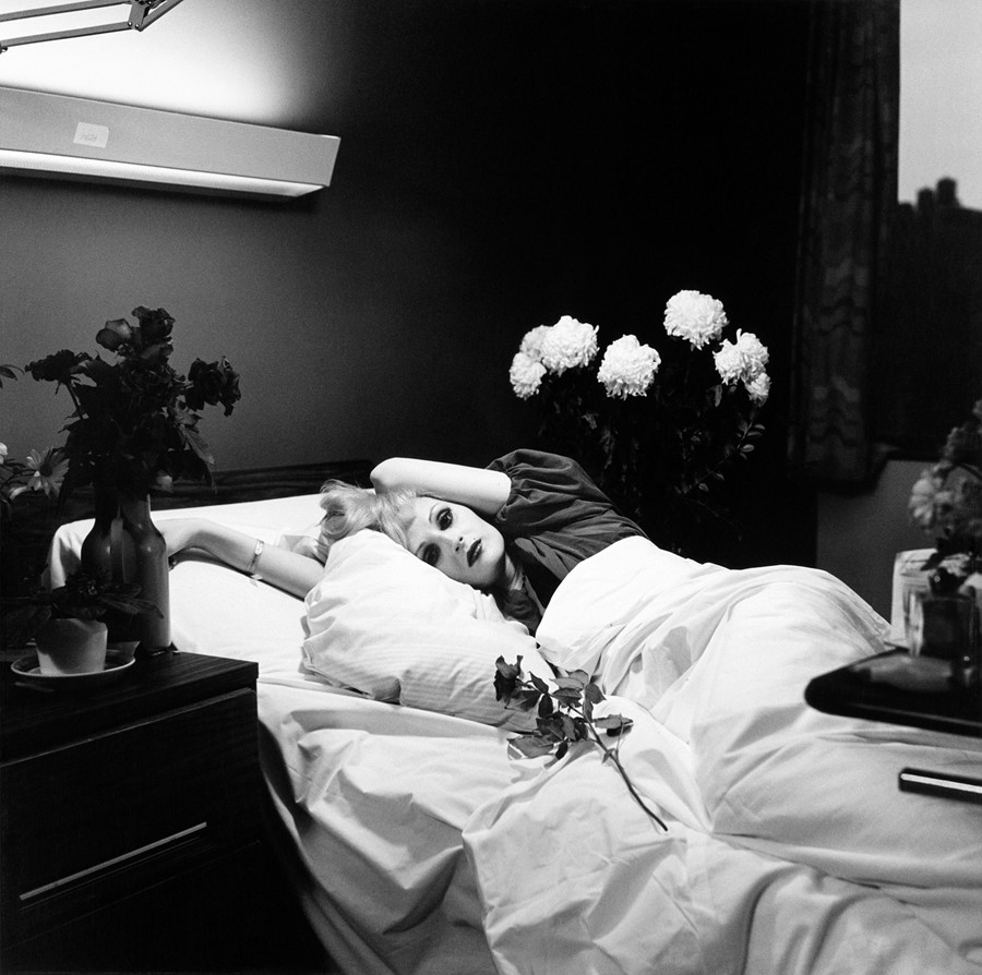 Schirn_Presse_Glam_Peter_Hujar_Candy_Darling_Death