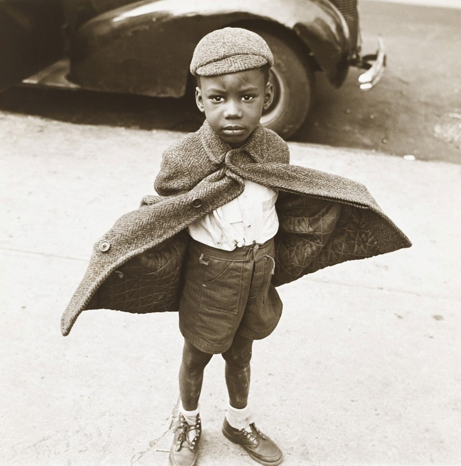 Jerome Leibling–Butterfly Boy 1949