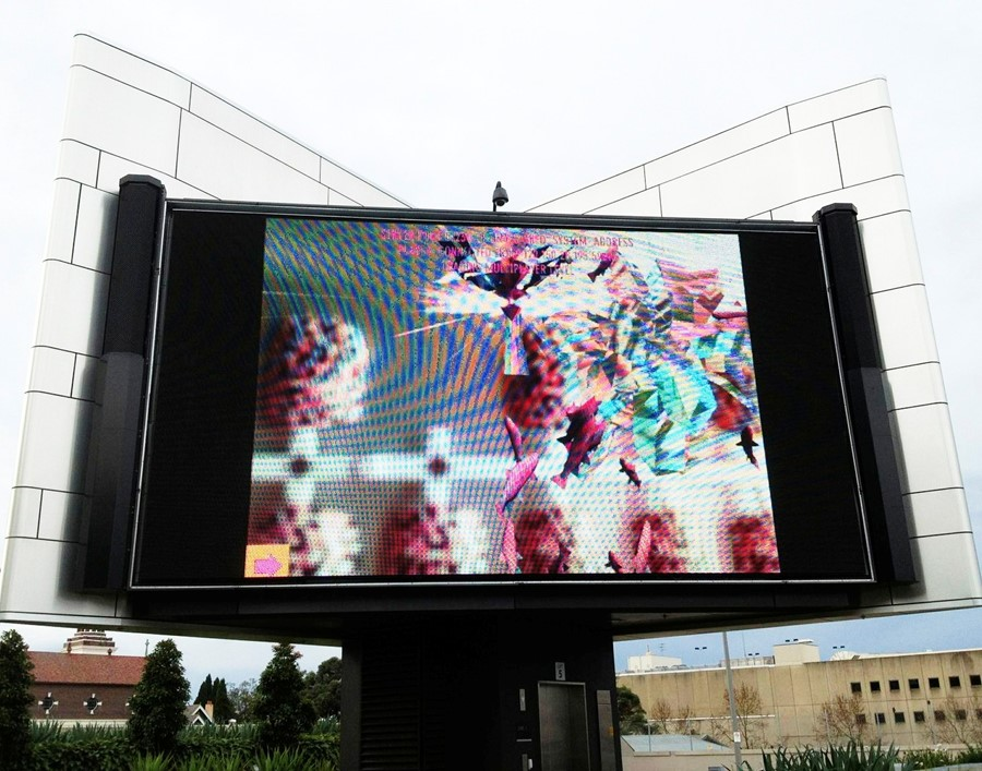 Metaverse Billboard 5_photo by Riccardo Peach