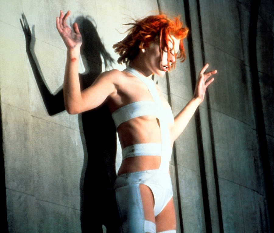Gaultier- Fifth Element