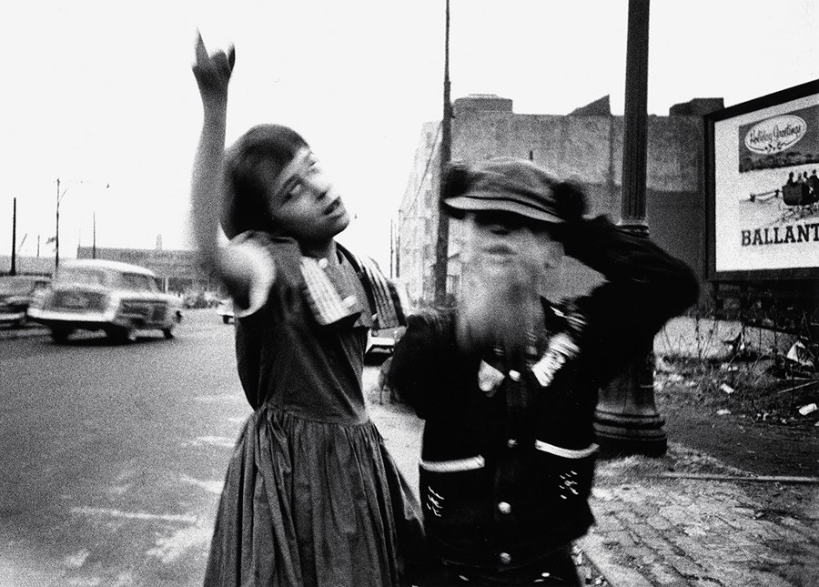 Dance in Brooklyn, New York, 1954-55