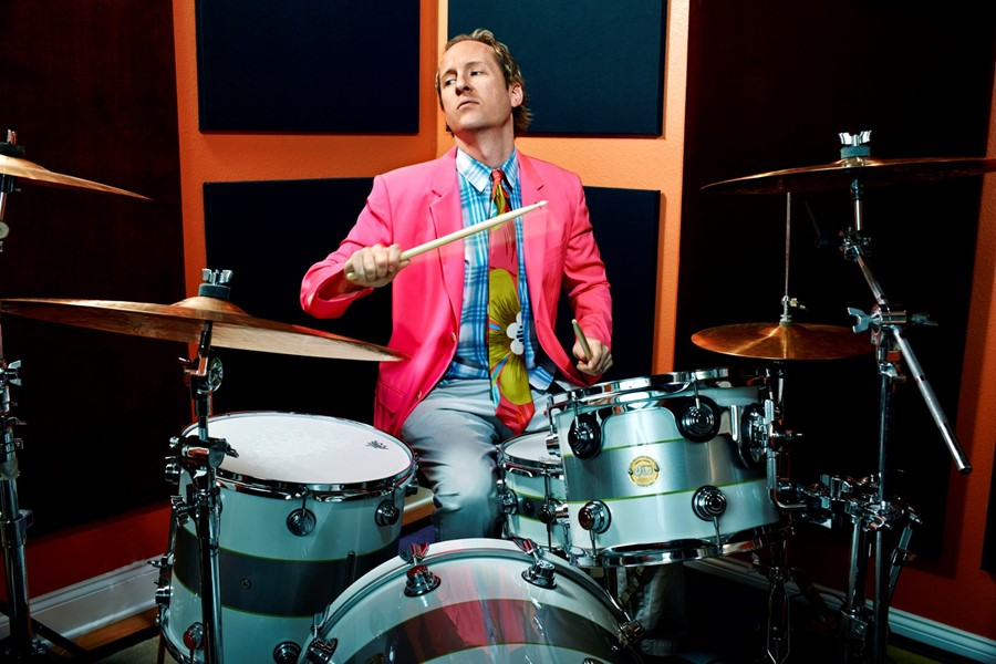 Josh Freese from NIN, Devo, The Replacements