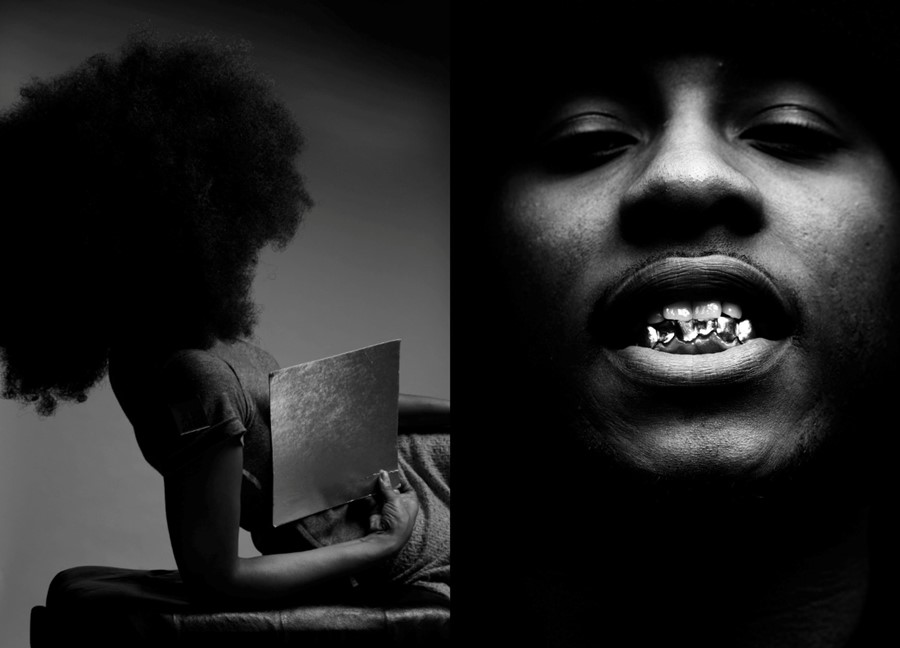 Erykah Badu and SpaceGhostPurrp