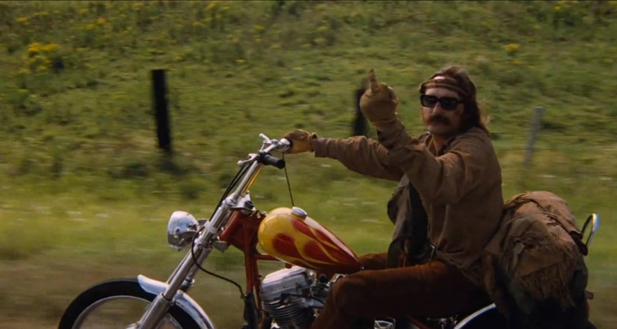 Easy Rider: Ideology, Politics, and Culture