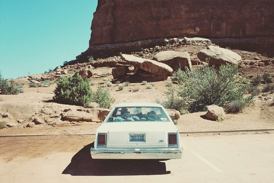 Capturing an American Road Trip