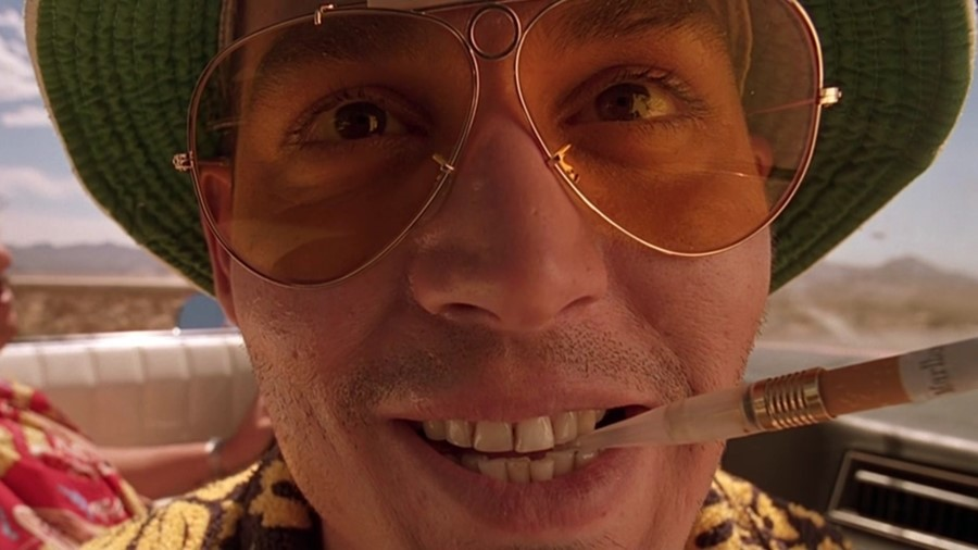 "Still of ""Fear & Loathing"""