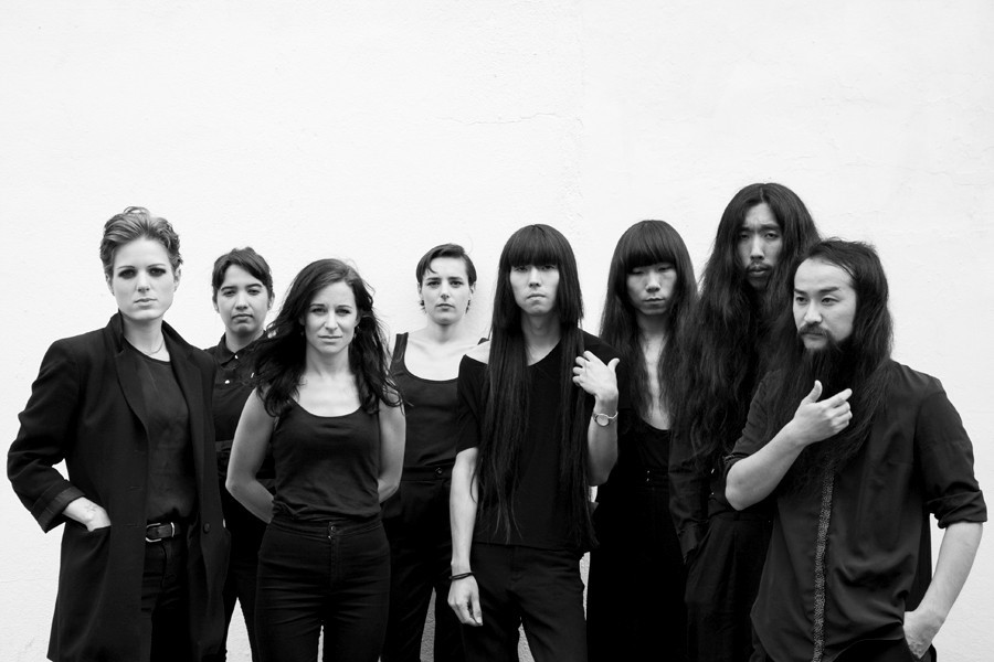 Savages + Bo Ningen by Simona Mizzoni WEB