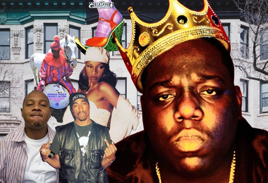 "Lyric notorious nasty girl lyrics : The hidden story of Notorious B.I.G's ""Who Shot Ya?"" 