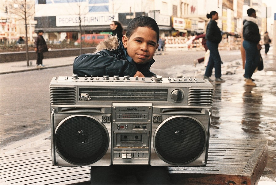 40 years on NYC's streets with Jamel Shabazz