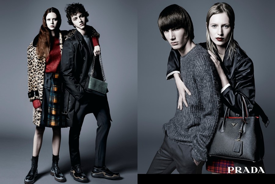 High Fashion Campaigns