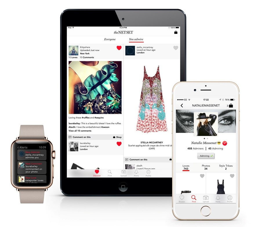 Net-a-Porter launches first-of-its-kind mobile shopping app