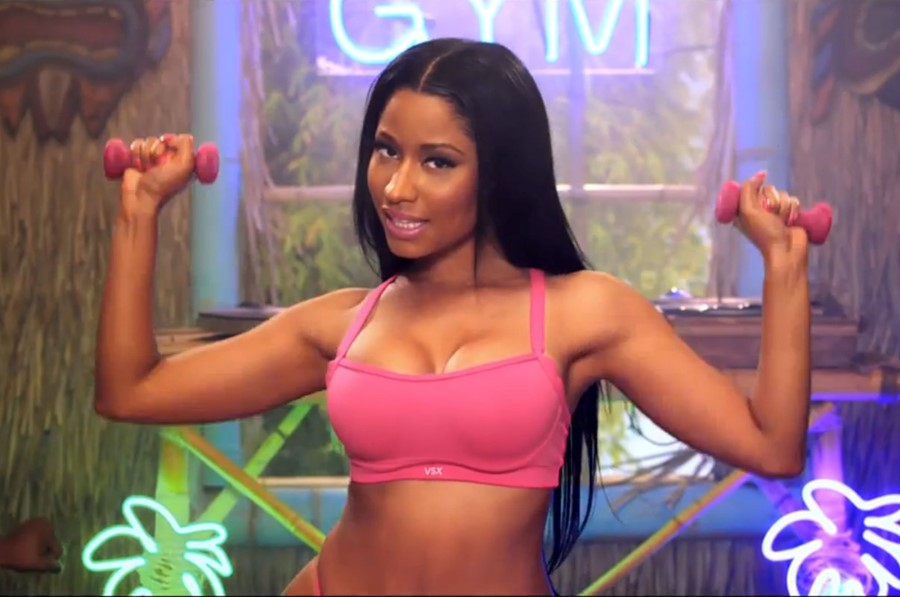 Nicki Minaj is going to start a charity for student loans