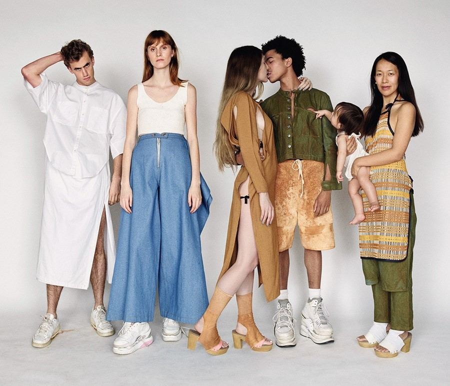 Eckhaus Latta Dazed