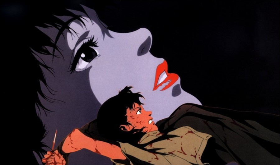 """Still from """"Perfect Blue"""""""