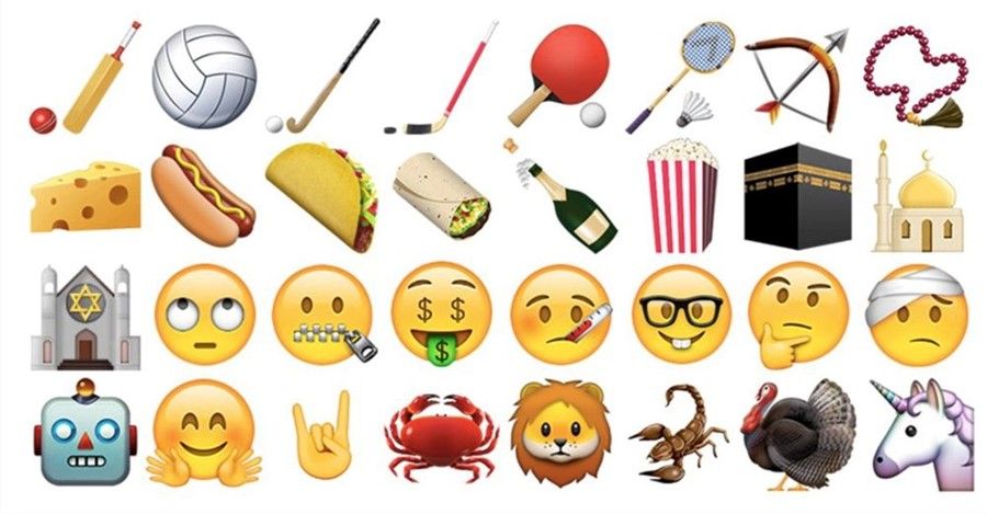 the new iphone emojis have finally arrived dazed