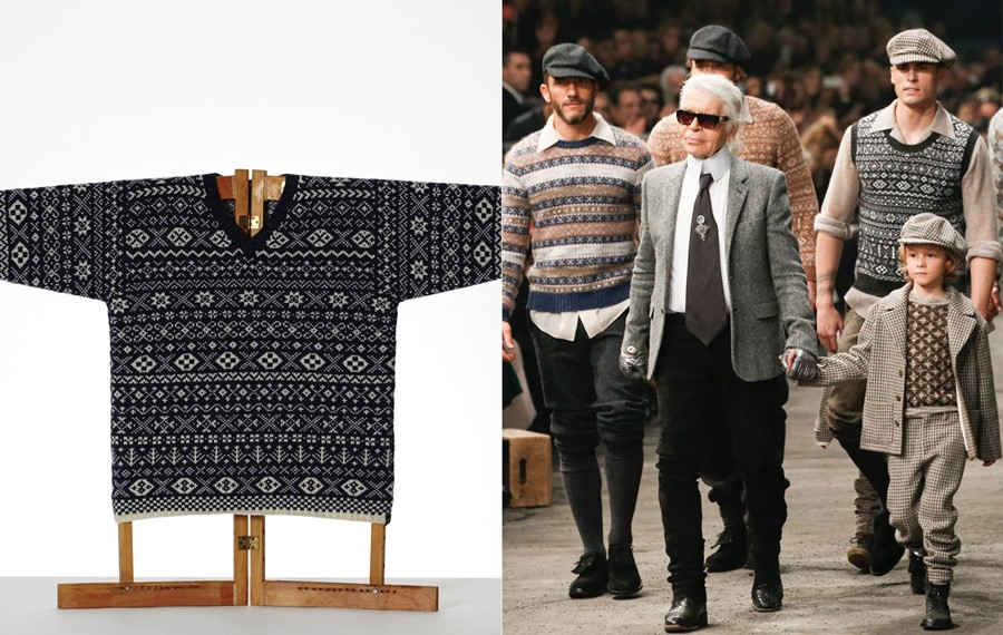 Chanel accused of plagiarism, apologises | Dazed