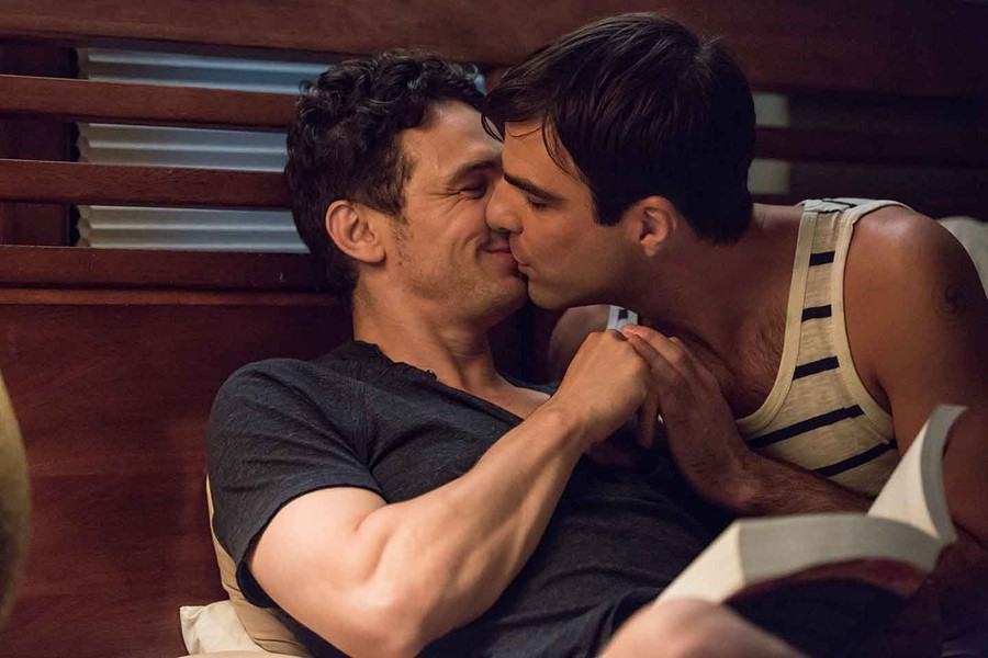 James Franco opens up about his 'gay obsession'