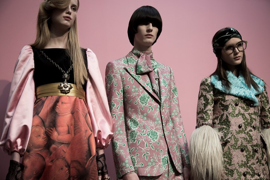 Gucci is merging its men\'s and women\'s shows   Dazed