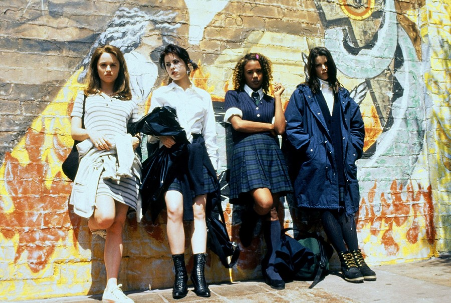 The Craft cult 90s fashion film witchcraft