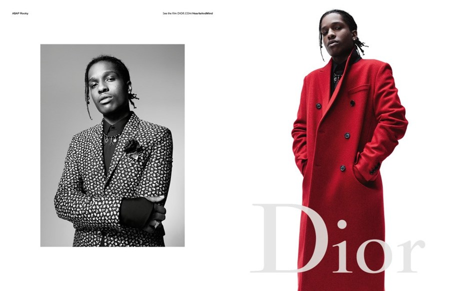 Dior Homme AW16 campaign
