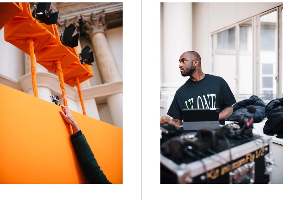 YOU CUT ME OFF Off-White Virgil Abloh AW16