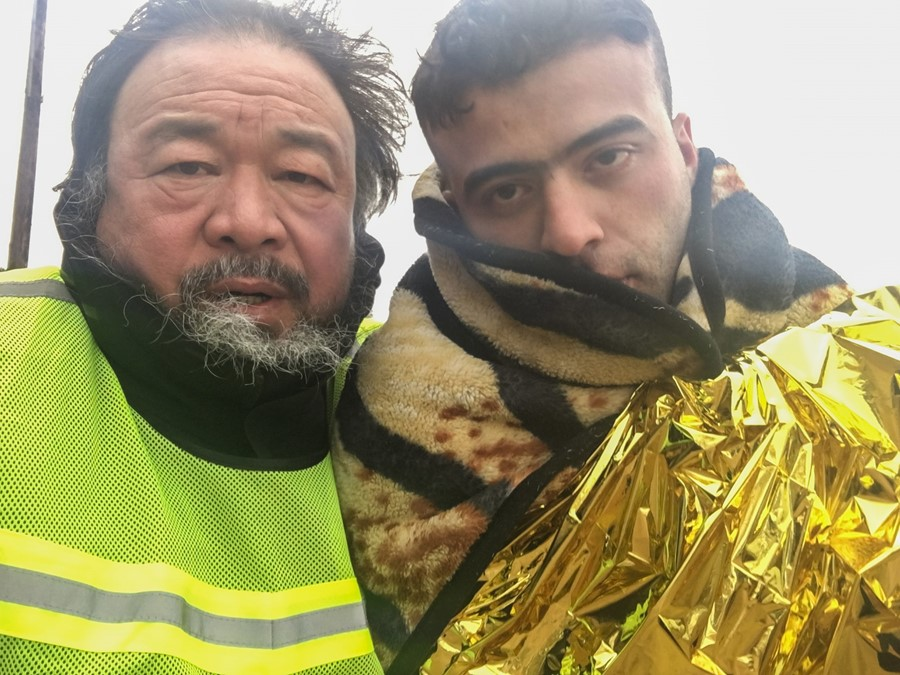 A new doc traces Ai Weiwei's journey into the refugee crisis