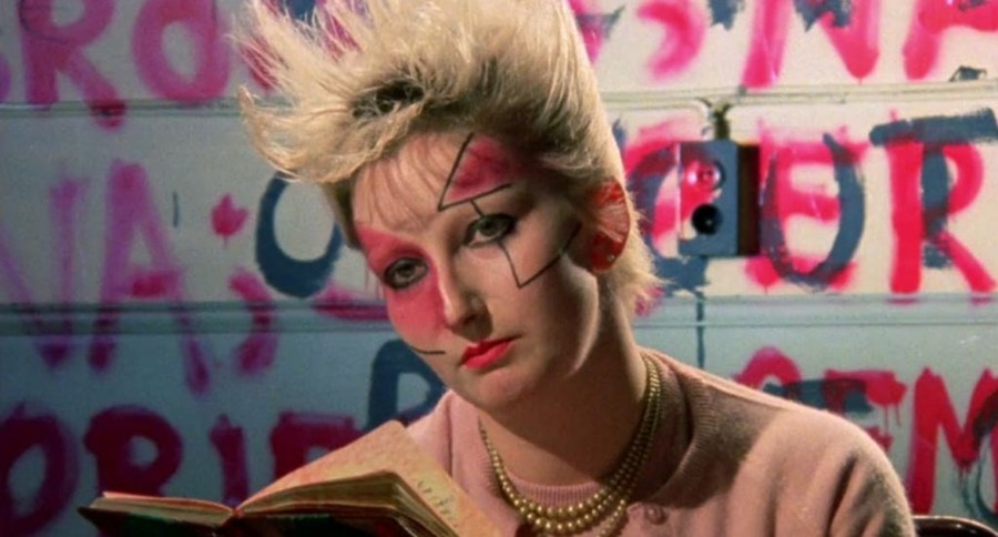Jordan Mooney Punk Derek Jarman Jubilee
