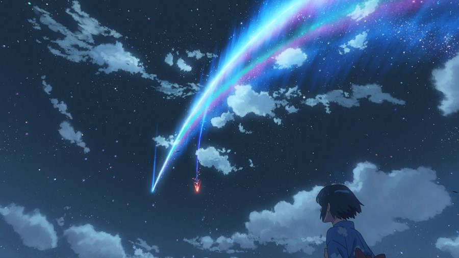The dazzling anime epic that's setting Japan alight