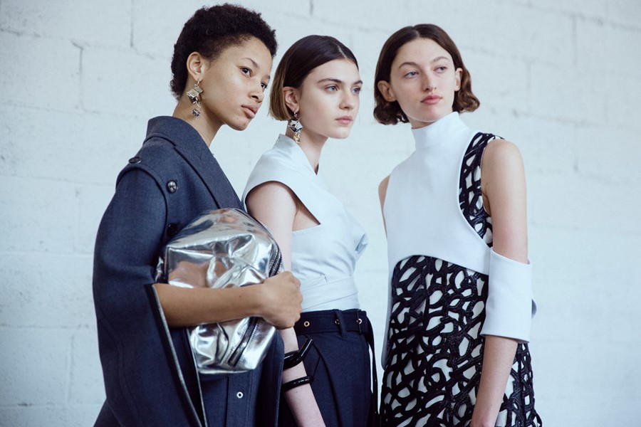Proenza Schouler AW17 womenswear nyfw new york dazed