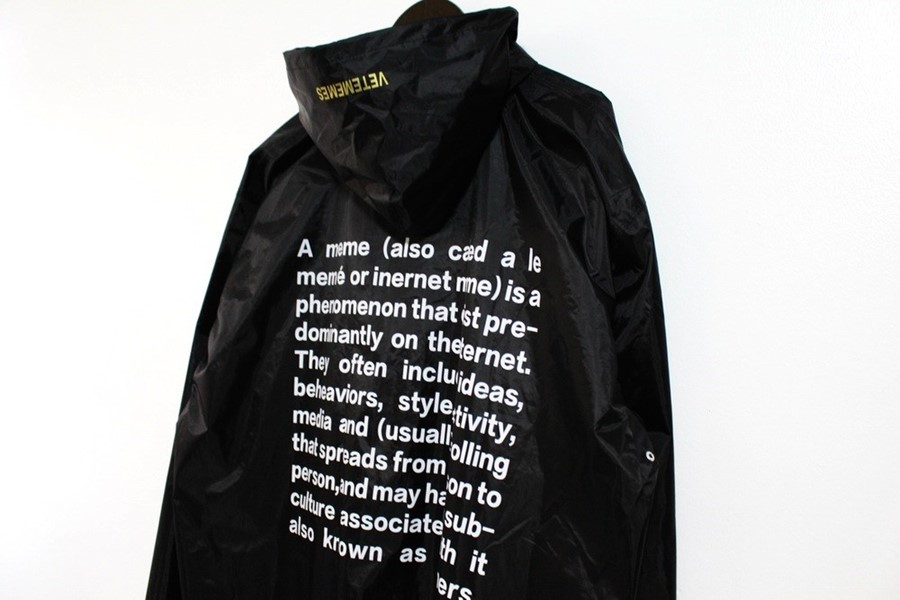 vetememes meme jacket