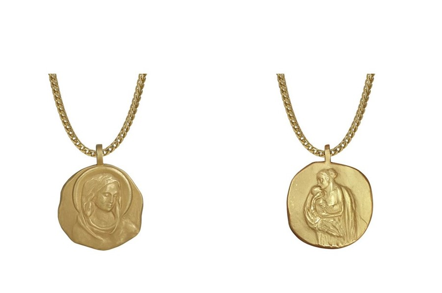 Kanye launches jewellery line inspired by 14th-century art